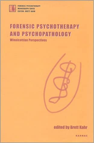 Book Forensic Psychotherapy and Psychopathology (The Forensic Psychotherapy Monograph Series)