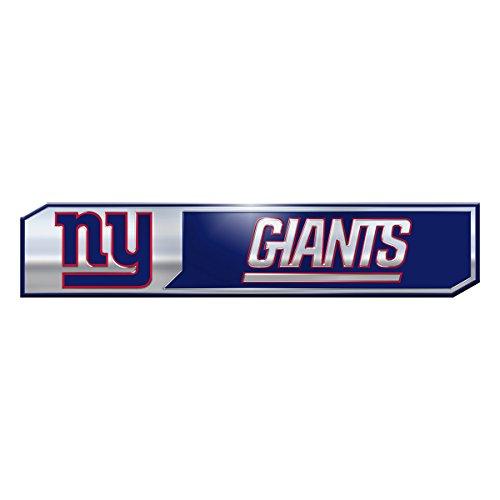 Team ProMark NFL New York Giants Truck Emblem, 2-Pack