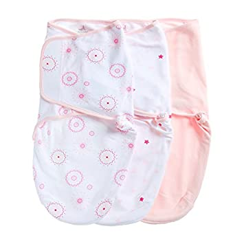 3 Pack Summer Solstice Aden by Aden 100/% Cotton Anais Swaddle Wearable Baby Wrap