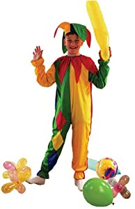Costume of court jester In medieval times, jester (or fool ...  Jester Middle Ages Wear