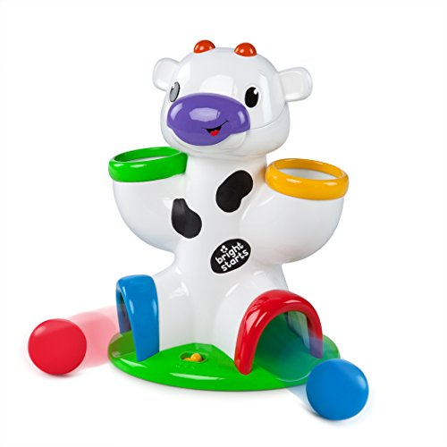 Bright Starts Having A Ball Drop & Giggle Cow