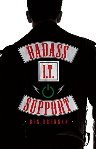 Badass IT Support cover