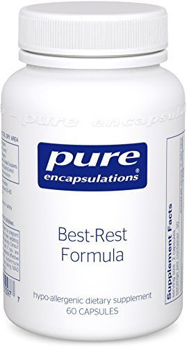 Pure Encapsulations Best Rest Hypoallergenic Supplement product image