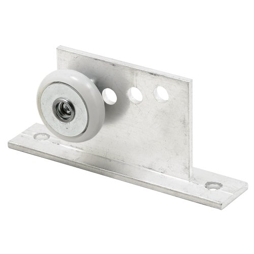 Prime-Line Products M 6034 Round Shower Door Roller and Bracket, 3/4-Inch,(Pack of 2)