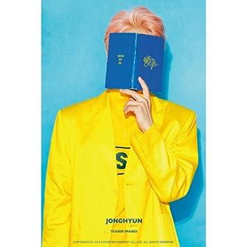 SHINEE Jonghyun - [좋아/Like] 1st Album CD+80p Photo Book+1p Photo Card K-POP  Sealed