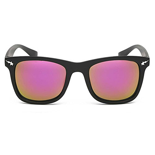 Crazy Colored Lenses Contact (My.Monkey Retro Classic Wayfarer Sunglasses With Colored Lens Uv 400 Driving)