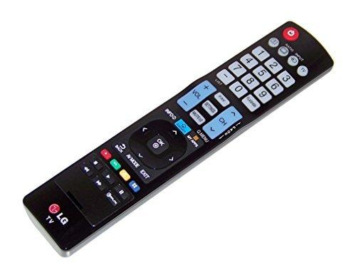 OEM LG Remote Control Originally Shipped With: 42LN5700-UH, 47LN5700, 47LN5700UH, 47LN5700-UH, 47LN5790, 50LN5600 by LG