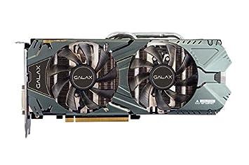 Galax GeForce GTX 970 EXOC 4GB GeForce GTX 970 4GB GDDR5 ...