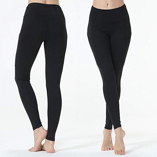 Pantaloni Sudore Velocità Qqaazz Xl Elastica Di Donna Yoga Assorbimento Umidità Chiudi Stampa Ventilazione 1qqHgx4