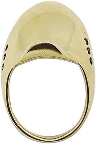 Domilay Bogenschie?En Daumen Finger Schutz Bogenschie?En Daumen Ring Finger Schutz 18 X 19 Mm