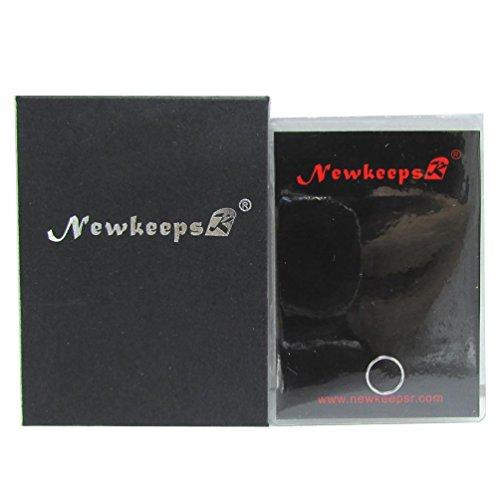 NewkeepsR 20G 8mm(5/16'') Hinged Clicker Nose Hoop Ring 316L Steel Seamless Segment Earrings Piercing Photo #2