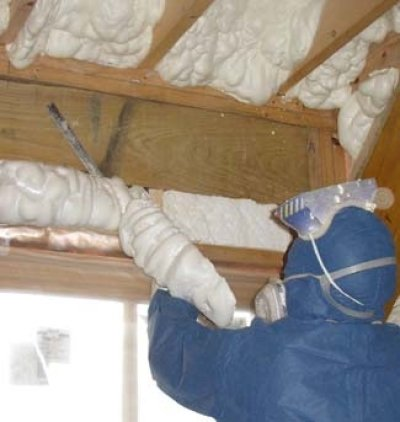 Spray Foam Insulation Saw, 29'' for 1/2 Lb Foam