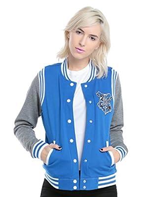 Harry Potter Ravenclaw Girls Varsity Jacket