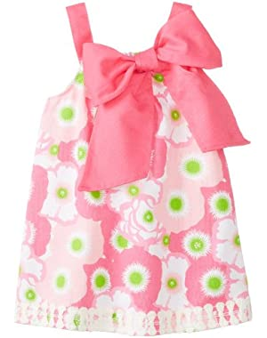 Baby-Girls Newborn Lilly Pad Dress