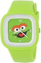 Sesame Street SW628OS Oscar The Grouch Jelly Watch Case