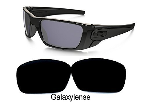 c7c0855453 Image Unavailable. Image not available for. Color  Galaxy Replacement lenses  For Oakley Fuel Cell Polarized Black ...
