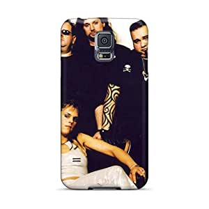 TammyCullen Samsung Galaxy S5 Perfect Hard Cell-phone Cases Custom Fashion Crematory Band Skin [mRr14283irHt]