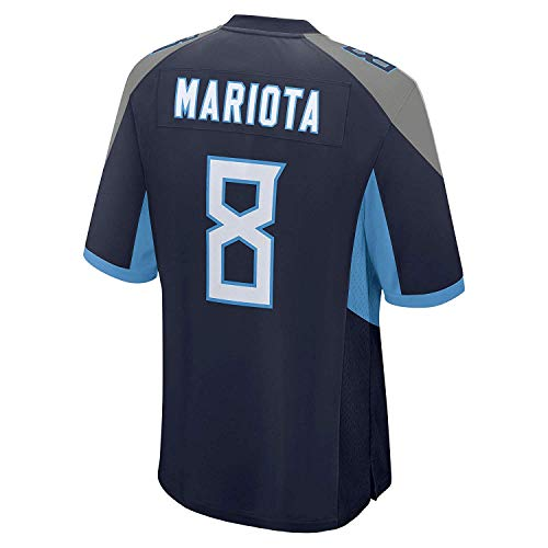 Men's/Women's/Youth_Tennessee_#8_Marcus_Mariota_Navy_Game_Jersey