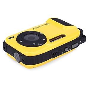 Waterproof Camera,KINGEAR 16 MP Underwater Digital Camera Camcorder by KINGEAR
