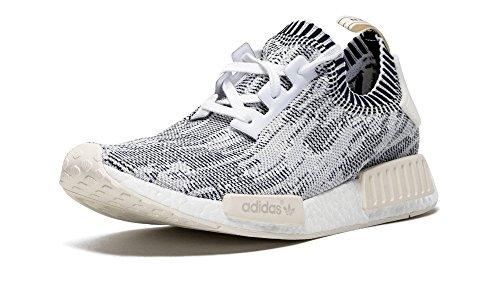 Adidas Nmd_r1 Pk Grå / Hvit / Krem