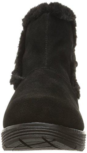 Skechers Adorbs-sweater Para Mujer Con Bota De Nieve, Negro, 5.5 M Us