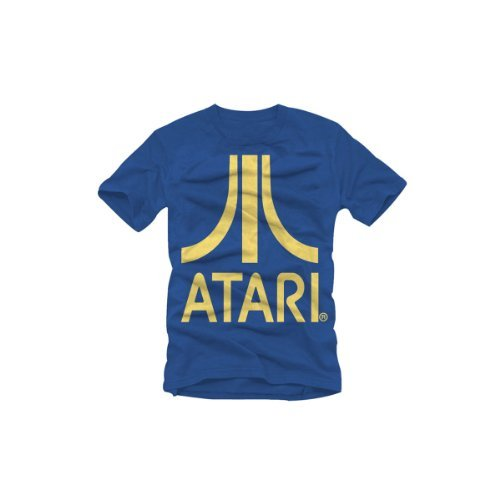 Atari Chest Logo T-Shirt -
