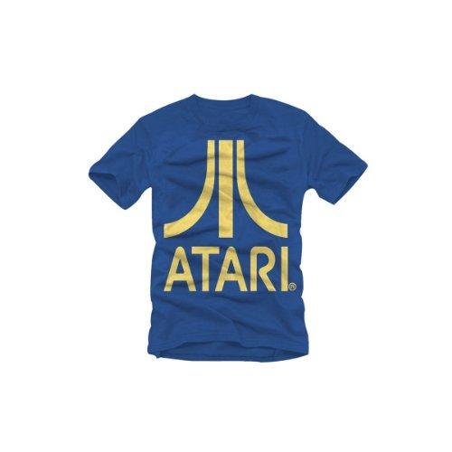 Atari Chest Logo T-Shirt -