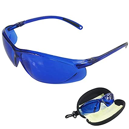 c85e28f26d3 Image Unavailable. Image not available for. Color  IPL Beauty Protective  Red Laser Protection Glasses Safety Goggles 200-1200nm