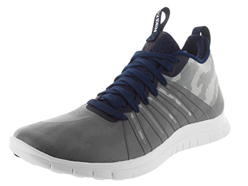 NIKE Mens Free Hypervenom 2 FC Training Shoe Flt Silver