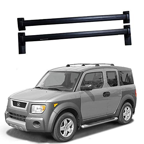 (ANTS PART for 2003-2011 Honda Element Cross Bar Roof Rack Top Luggage Carrier OE Style )