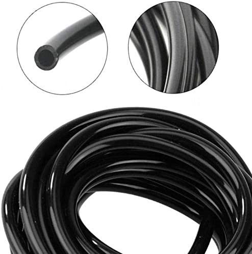10m/20m/40m/50m Watering Hose Garden Drip Pipe PVC Hose Irrigation System Watering Systems for Greenhouses Irrigation Tube,50m,Size Name:10m (Size : 10m)