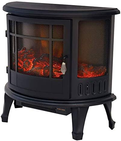 ログインバーナーの炎の影響で電気暖炉(調整可能明るさ)、 ルームヒーター、スペースヒーター、 自立暖炉凹型は過熱保護、2000W、マウント