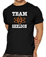 Touchlines T-shirt pour homme The Big Bang Theory - Team Sheldon
