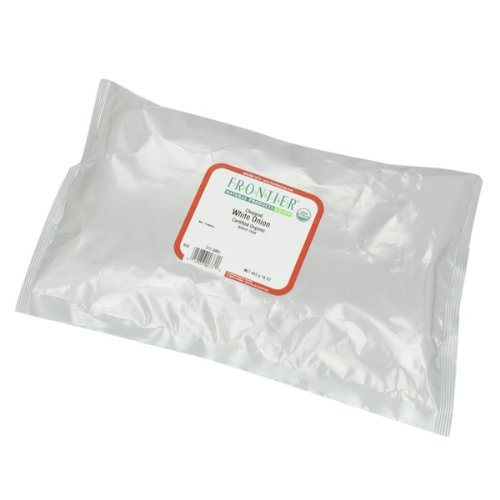 Frontier Natural Products BG13235 Frontier Wht Onion Flakes - 1x1LB