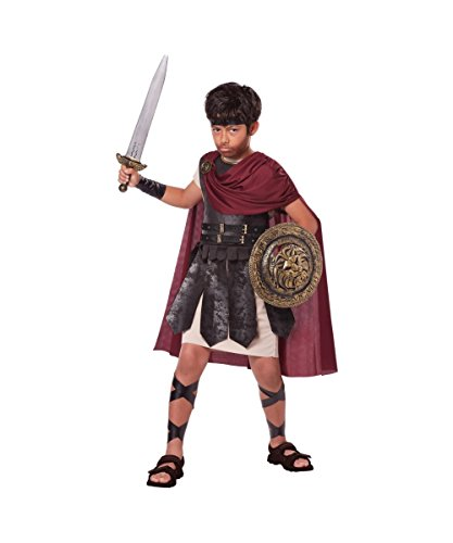 Sparta Warrior Boys Costume ()