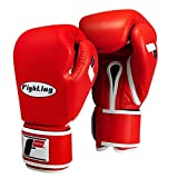 Fighting Sports Fury Professional Training Gloves, Red, 16 oz