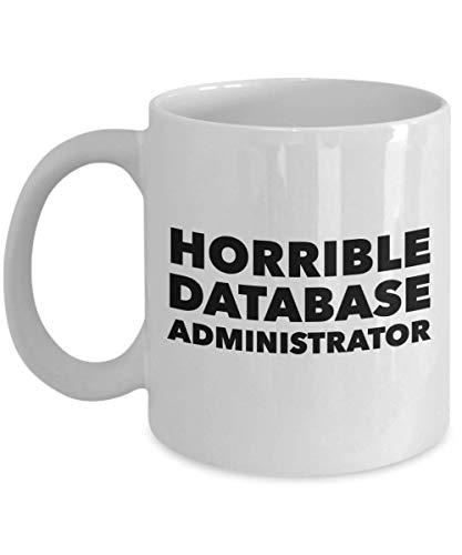 Rabbit Smile - Greeting Database Administrator Gift