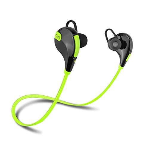 APEKX Wireless 4.1 Bluetooth Stereo In-Ear Ligh...
