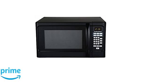 Amazon.com: Microwave Oven Hamilton Beach 0.9 cu ft 900w Black HBP90D23APST Digital Express Cooking (Certified Refurbished): Kitchen & Dining
