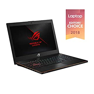 "Asus GM501GM-WS74 ROG Zephyrus M 15.6"" Ultra Slim Gaming Laptop, 144Hz IPS-Type G-SYNC Panel16GB DDR4 2666MHz"