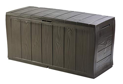 Cheap Patio Storage Box Keter Sherwood