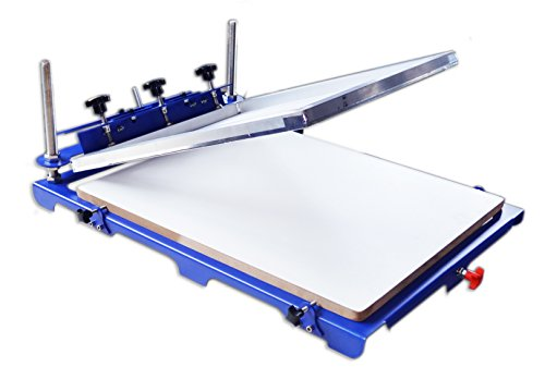 1-1 Screen Press Micro Adjust 20x24 Pallet for New Hand by Screen Printing Equipment