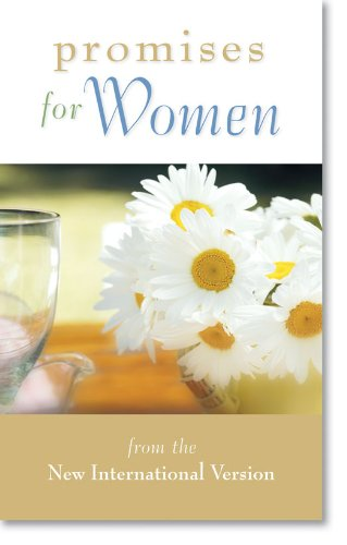 NIV, Promises for Women, eBook (Promises for ...) cover