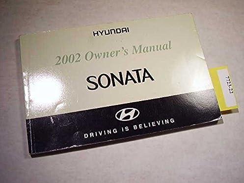 2002 hyundai sonata owners manual hyundai amazon com books rh amazon com 2002 hyundai sonata owners manual pdf 2002 hyundai sonata service manual pdf