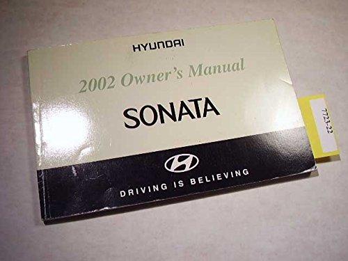 2002 Hyundai Sonata Owners Manual