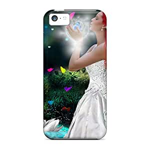 New Style AimingLin Hard Cases Covers For Iphone 5c