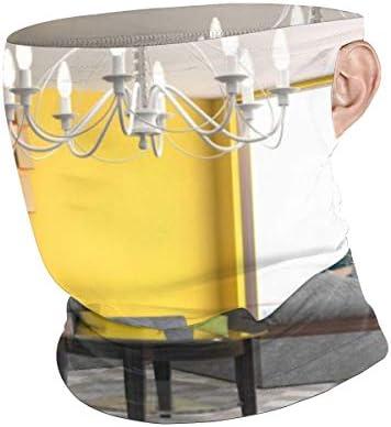 フェイスカバー Uvカット ネックガード 冷感 夏用 日焼け防止 飛沫防止 耳かけタイプ レディース メンズ Interior Living Room