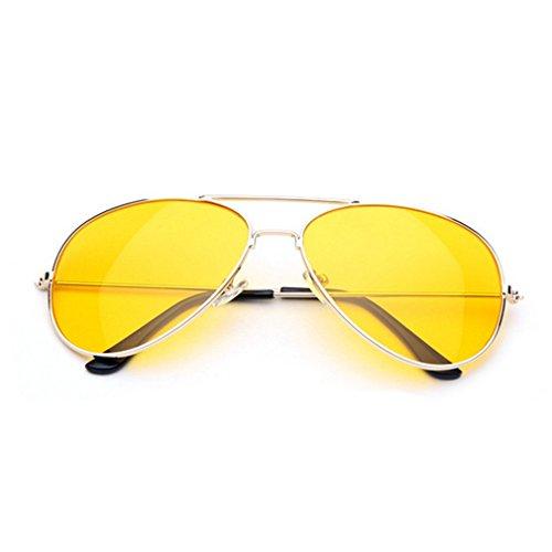 G&T 2016 New Mens Handsome Fashion Big Frame Night Vision Goggle - Sunglasses Single Vision Online