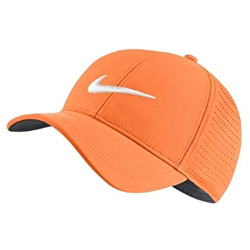 Nike Golf Adult Legacy 91 Perforated Adjustable Golf Hat One Size  856831-856 (One Size) 1823ce78ccc
