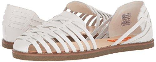 womens white huarache sandals